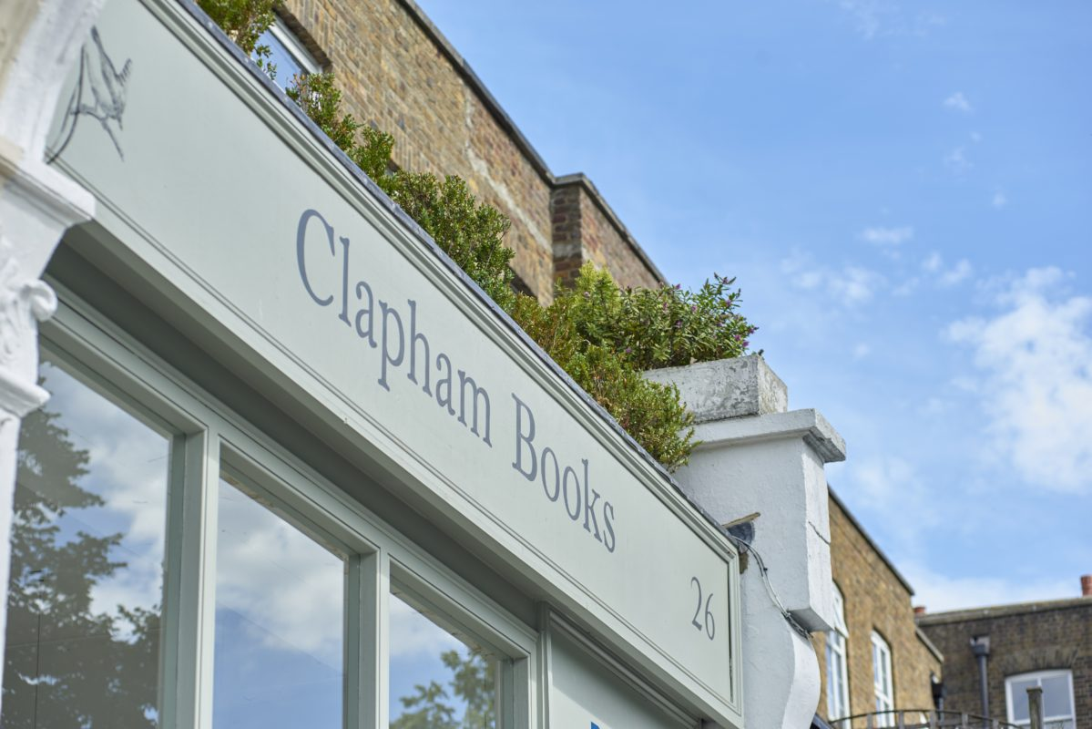 Clapham Books, Clapham Common
