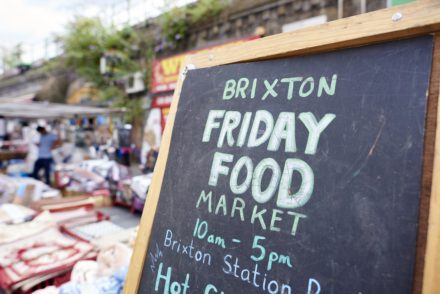 Brixton Village and Market